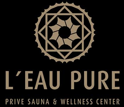 logo sauna l'eau pure